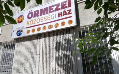 Őrmezei Közösségi Házban 1112 Budapest, Cirmos u. 8.