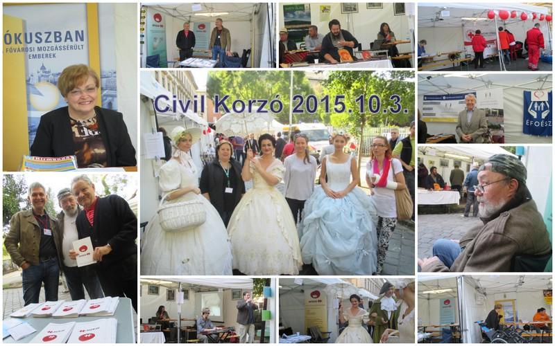 Erzsébetvárosi Civil Korzó –