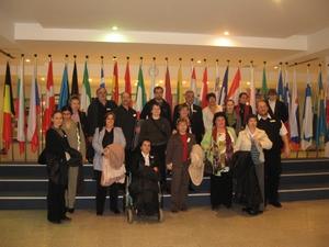 2008.01.11 Brüsszel Civil Egyesületek