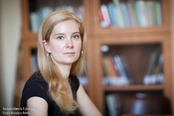 Nagy Emese: Az ügy ura a beteg!  Dr. Munk Julianna, a Semmelweis Egyetem legtöbb intézményének betegjogi képviselője