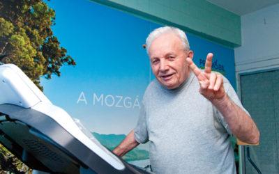 Nők lapja, Dobray Sarolta: Felállni a stroke után – A budapesti Szent Margit Kórház mozgásszervi-rehabilitációs osztályán jártunk