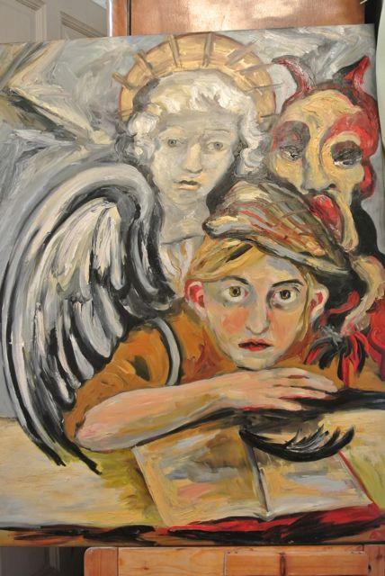 Hulej Emese: Lány a híd közepén – Gábriel Ajna – stroke és afázia