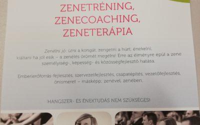 Európai Zeneterápia Napja -Az Afázia Egyesület fellépése