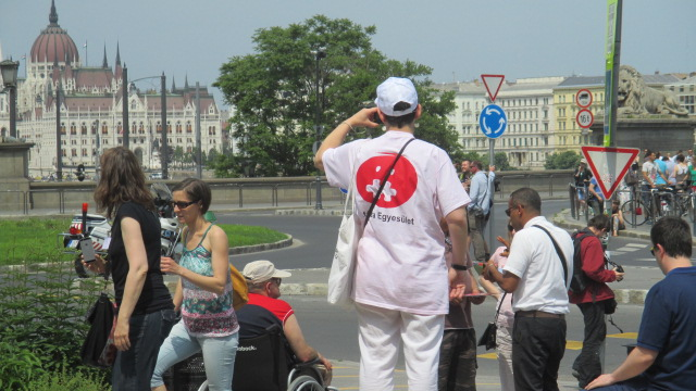 Farkas Edina Lina: Rehab Critical Mass: A fogyatékkal élők szinte láthatatlanok