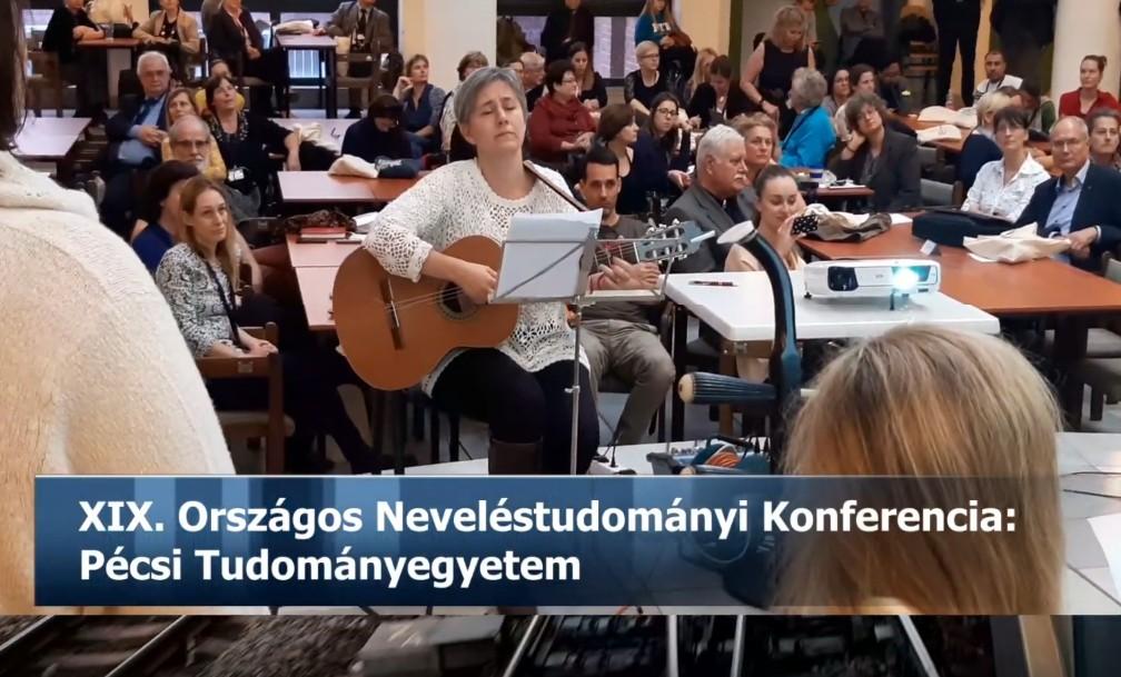 Pécsi utazás – koncert: Hangadó Énekegyüttes klip
