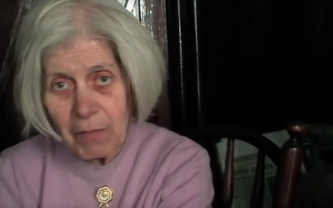 dr. Berényi Zsuzsanna matematikus, afáziás – gondnokság alatt volt – VIDEÓ