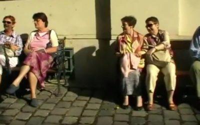 Afázia Egyesület látogatása a Petőfi Irodalmi Múzeumban VIDEÓ